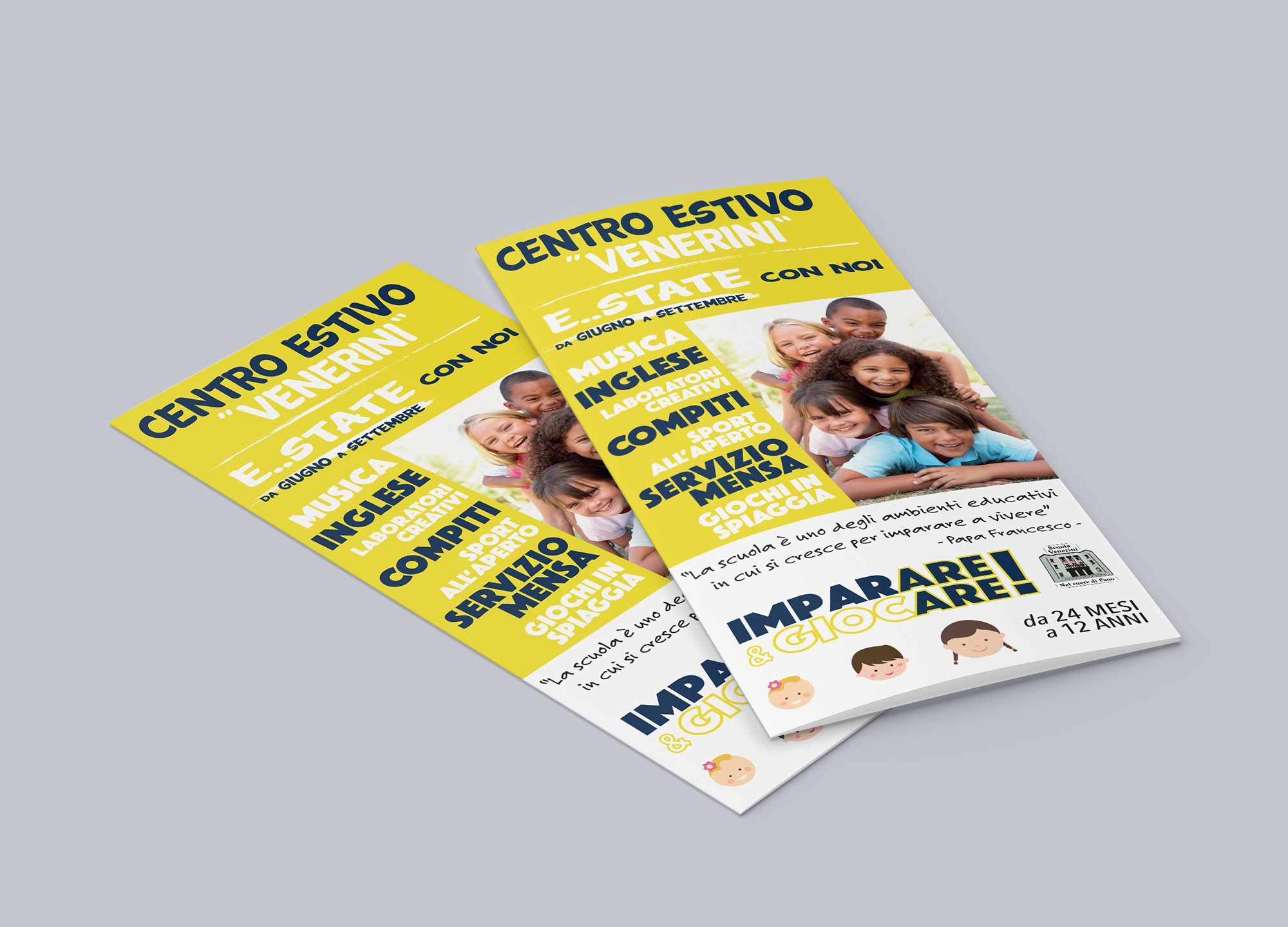 Brochure Scuola Venerini