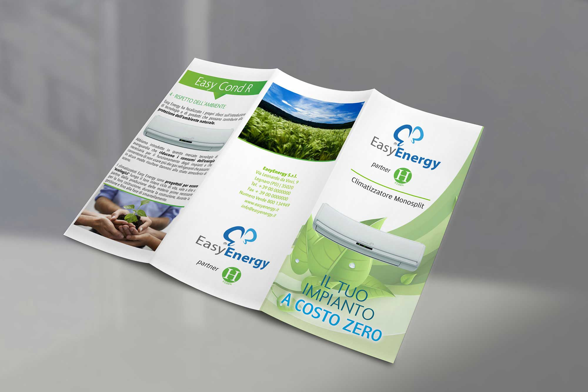 Brochure di Vendita