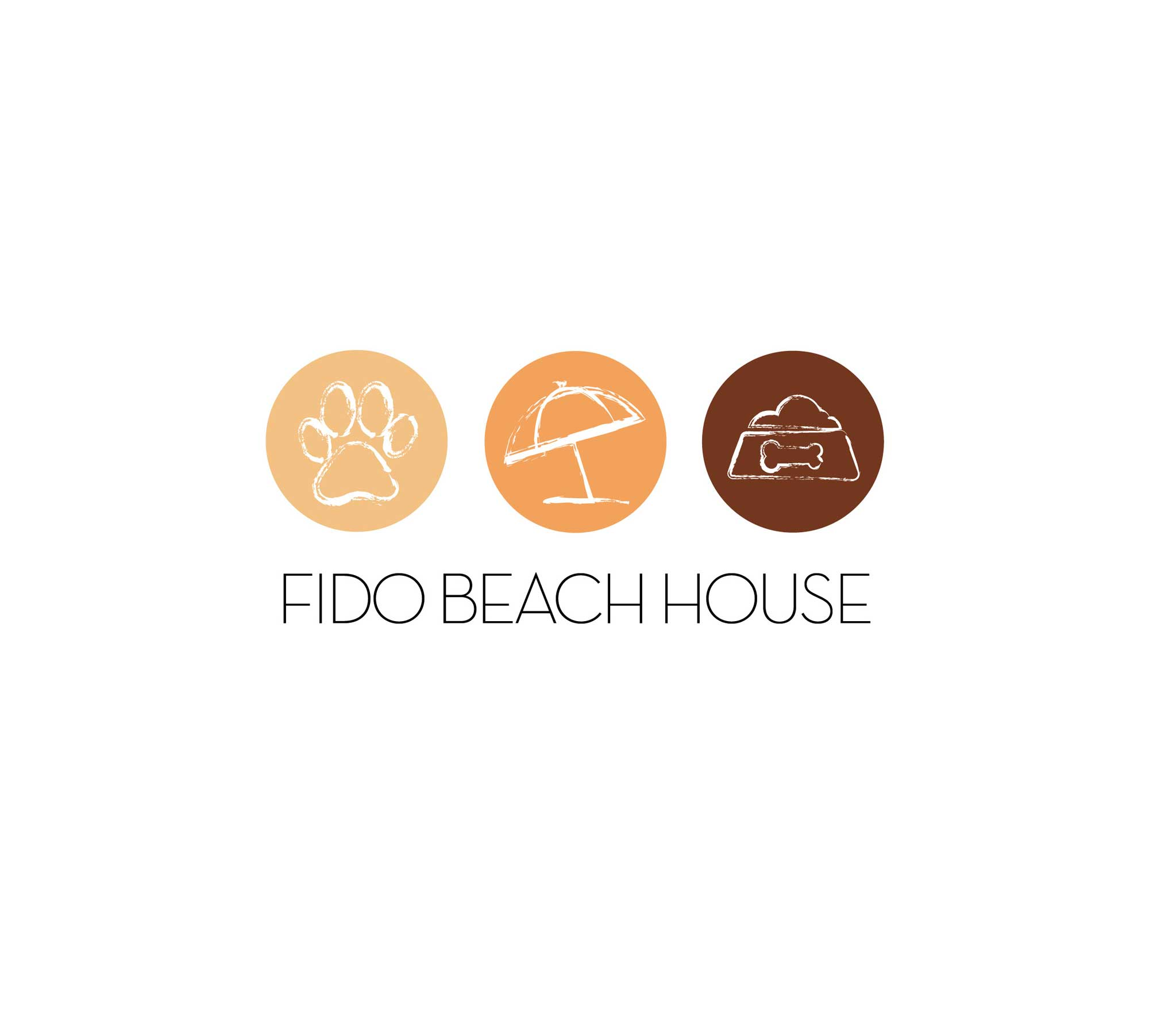 Logo Fido Beach House