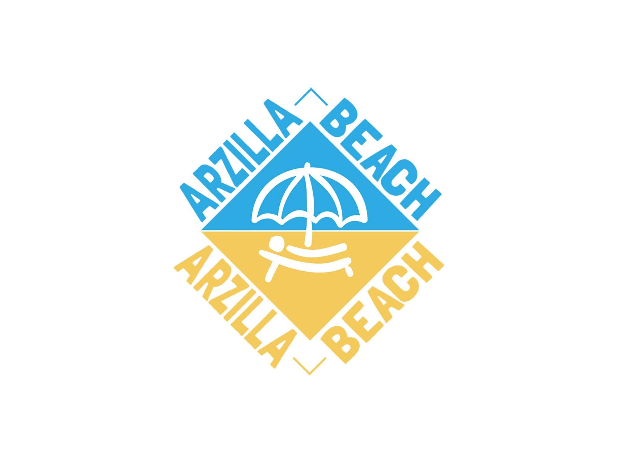 Logo Arzilla Beach